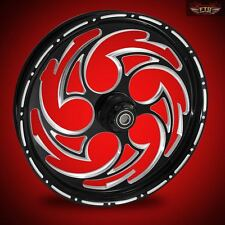 "Harley Davidson 26"" Inch Custom Front Wheel ""Predator-LD"" Custom Harley Wheels"