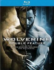 Wolverine Double Feature: X-Men Origins - Wolverine/The Wolverine (Blu-ray...