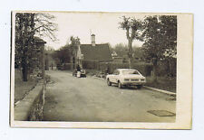 Old Ford Capri Motor Car Northants Reg. Plate - Vintage Photograph c1980