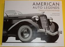 American Auto Legends 2014 Classic Automobiles NEW Great Photographs Nice See!