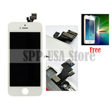 White For iPhone 5 5G Replacement LCD Display Screen Touch Digitizer Assembly