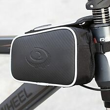 Roswheel Cycling Bike Bicycle Front Top Tube Frame Pannier Double Bag Pouch for