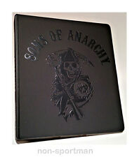 SONS OF ANARCHY SEASON 1-3 CRYPTOZOIC BINDER WITH COSTUME M05 CHARLIE