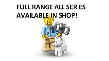 Lego minifigures dog show winner series 16 (71013) unopened new factory sealed