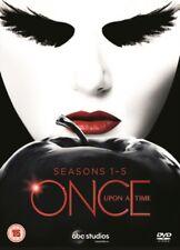 Once Upon a Time S1-5 [DVD], 8717418489236, Jennifer Morrison, Lana Parrilla, S.