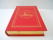 Easton Press STEAMBOATS COME TRUE J Flexner 1991 LEATHER Nautical Library MINT!