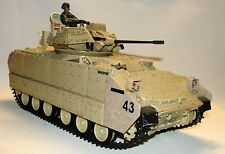 1:18 BBI Elite Force Unimax Forces of Valor M2A2 BradleyFighting Tank M3A2 U.S