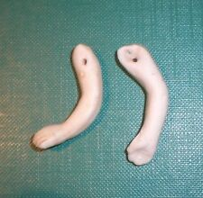 """antique arms 1.3/1.4"""" for dollhouse doll wire fixing"""