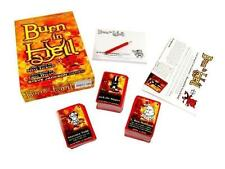 Burn In Hell Card Game Steve Jackson Games New Jack the Ripper Lizzie Borden Etc