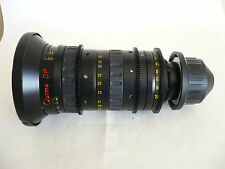 Mint Angenieux Optimo DP 16-42mm Super 35 PL cine zoom lens, Arri/Zeiss/Cooke