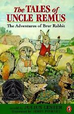 Tales Of Uncle Remus: Adventures Of Brer Rabbit (Turtleback School & L-ExLibrary
