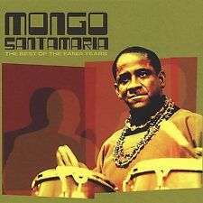 The Best of the Fania Years by Mongo Santamaria (CD, Mar-2001, Empire Music Grou