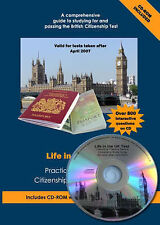 Life in the UK Test: Practice Questions for British Citizenship and Settlement T