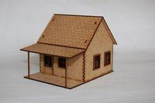 Old west cowboy bâtiment shack 25mm, 28mm terrain, D023