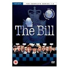 The Bill - Complete Series 1, 2 & 3 ---- 10-Disc DVD Boxset