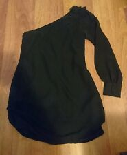 Cooper Street black one Sleeve Dress Size 10