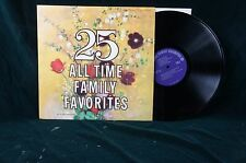 """ALL DISC ADS1 25 ALL TIME FAVORITES """"As Seen On TV""""    M/M Jacket NM"""
