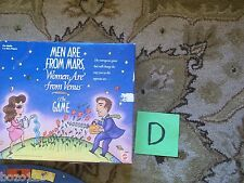 NOS 1998 MEN ARE FROM MARS WOMEN ARE FROM VENUS THE BOARD GAME MATTEL #41954 **