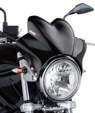 Windschutz-Scheibe Puig WV für Suzuki Bandit 600/1200 Cockpit-Scheibe schwarz