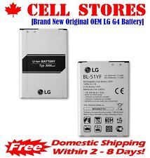 Original OEM LG Optimus G4 Replacemet Battery H810/1 LS991 VS986 BL-51YF 3000mAh