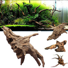 Driftwood Aquarium Ornament - Stump Cuckoo Root Tree Trunk Decor Fish Tank