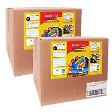 2 Tetra Koi Vibrance Color Enhancing Premium Fish Food 2 x 16.5 lb Boxes 16458