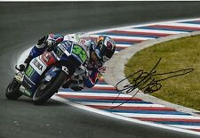 Enea Bastianini Hand Signed 12x8 Photo Gresini Honda Moto3 2016 MOTOGP 3.