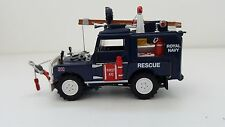 Matchbox - 1952 Land Rover - Royal Navy - Rescue (1/43)