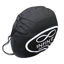 Infinity Motorcycles Motorcycle Motorbike Helmet Lid Bag
