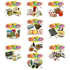 Rare! Re-ment Miniature Is Dinner Ready?! Full Set of 10 pcs(Only keep 1 box)