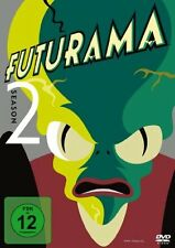 4 DVD-Box ° Futurama ° Staffel 2 ° NEU & OVP