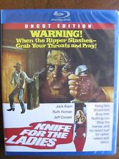 KNIFE FOR THE LADIES (1973) (Blu-Ray) CODE RED - JACK ELAM - BRAND NEW!!!