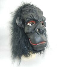 Gorilla Fancy Latex Head Mask Smile King Kong Costume Holloween Party Cosplay