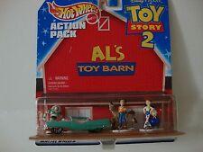 Hot Wheels Action Pack - Disney Pixar TOY STORY 2 - AL'S Toy Barn