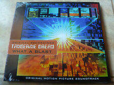Tangerine Dream - What a Blast (Architecture in Motion/Original Soundtrack) NEW