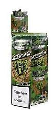 1 Pack of 2 BLUNT WRAP JUICY JAY'S - JAGERWRAP - ROLLING PAPER *ZIP PACK*