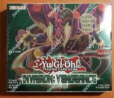 Yu-Gi-Oh! Invasion: Vengeance Booster Box 1ST EDITION- BRAND NEW!!!!