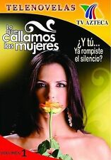 Lo Que Callamos Las Mujeres - Vol. 1 FULLSCREEN Drama Spanish Foreign Film NEW