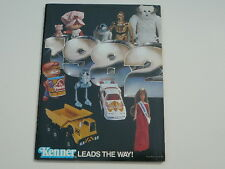 Kenner Star Wars 1982 Toy Fair Dealer Catalog Micro ESB Rare Vintage Original