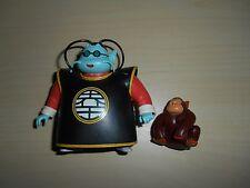 King Kai & Bubbles Figure Irwin Bandai Dragon Ball Z DBZ Super 2000