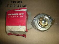 NOS HOMELITE CHAINSAW drum pulley 64104 vintage chainsaw