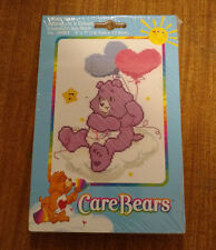 SHARE BEAR SITTING ON A CLOUD 2005 Counted Cross Stitch Kit CareBears  NEW