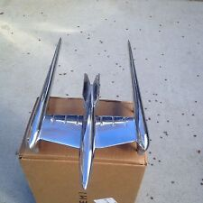 1949 1950 1951 HOOD ORNAMENT OLDSMOBILE 88 AIRPLANE JET AIRPLANE Rat Rod  V8