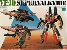 1/100 VF-1D Super Valkyrie Macross model kit Bandai
