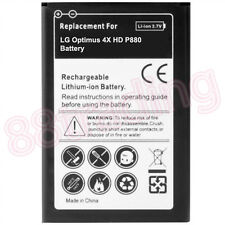 New Quality Replacement 2100mAH Battery for LG Optimus 4X HD P880 L9 P760 P765