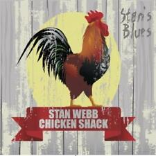 Stan Webb Chicken Shack - Stan's Blues, CD Neu