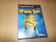 SHARK TALE  for PS2 + NEW  SEALED