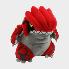 Pokemon Center Groudon Plush Doll Toy Figure Christmas Xmas Gift US Ship