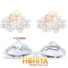 10Pcs Wedding Daimond Place Card Holders Favours Table Photo Memo Name Clip