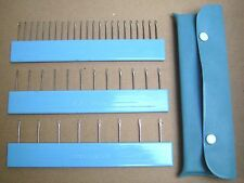 Bulky knitting machine transfer tool set -  By Silver Reed